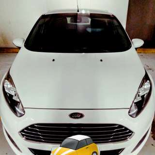 Ford Fiesta 2014 HB MT with AOG