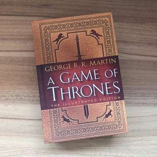 Game of Thrones: The Illustrated Edition: A Song of Ice and Fire: Book One