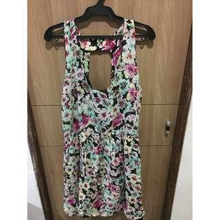 Betty Floral Dress