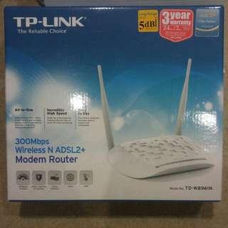 Modem router TP-LINK TD-W8961N