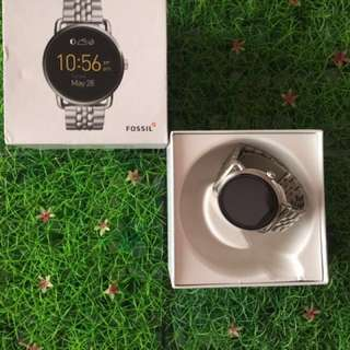 Authentic Fossil smart watch