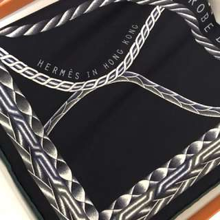 Hermes香港店限量200條 90x90絲巾