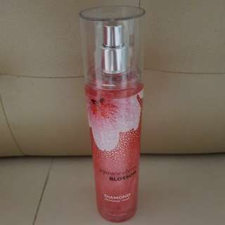 Bath & BodyWorks Shimmer Mist