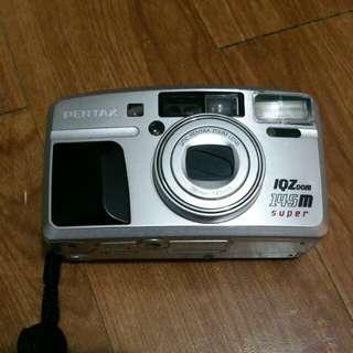 Pentax IQZoom 145M film camera