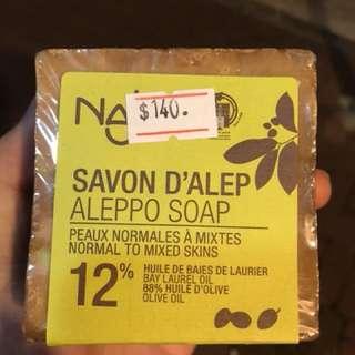 Najel古皂(12%月桂油)