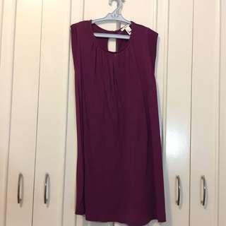 Mango Sleevess Casual Dress