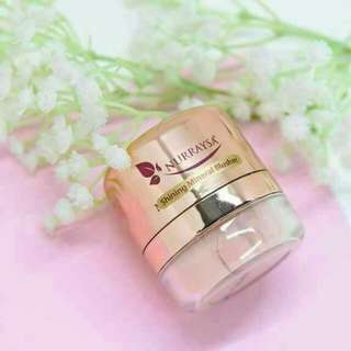 Shining Mineral Blusher for Hijab Muslimah