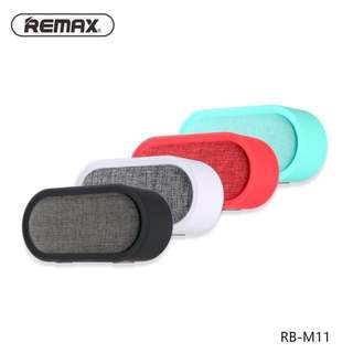 Remax RB-M11 Fabric Bluetooth Speaker