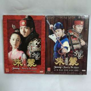 Korean Drama DVD