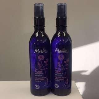 (番貨!) Melvita Rose Floral Water 有機玫瑰水