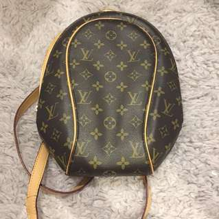 LV backpack bag