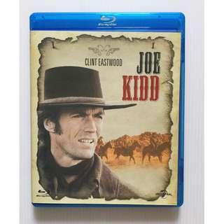 Joe Kidd Blu Ray