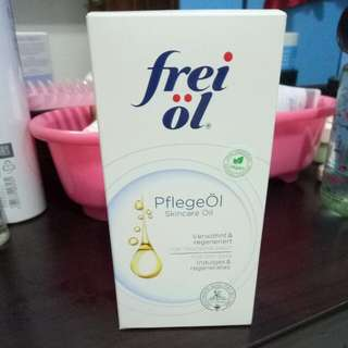 Frei Ol Skincare Oil (From $12 to $$9)