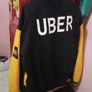 Jaket Uber