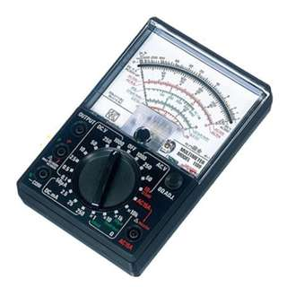 Kyoritsu Multimeter Model 1109 (Analogue)