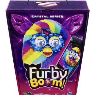 Furby Crystal Limited Edition
