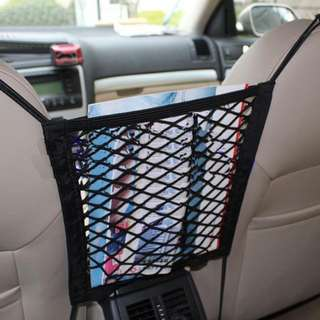 Car luggage safety middle seat hook net bottle magazine