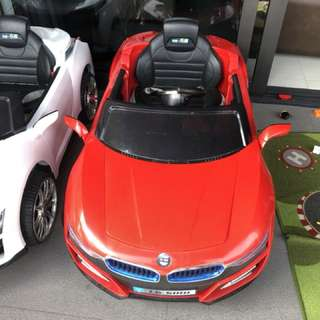 2 Sets of BMW Child Cars Condition 8/10