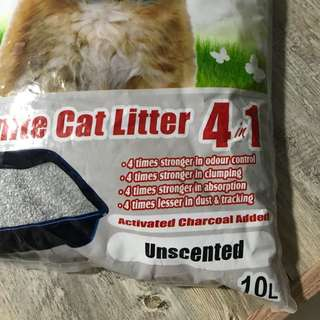 Cat Litter Sand (Unscented)