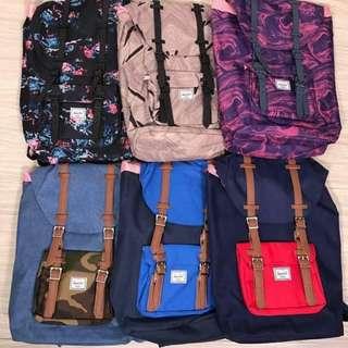 Bag bag bag!