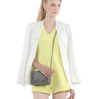 HVV Carrera Playsuit in Lime BNWT