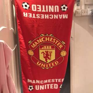 Liverpool   Manchester United towel