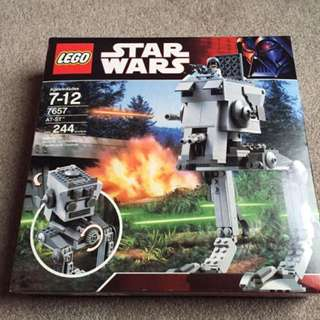 Star Wars Lego AT-ST 7657