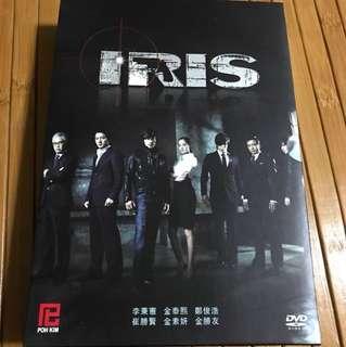 DVD Korean Drama Iris
