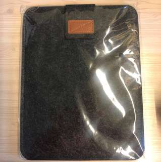 iPad carry out bag grey/black 袋