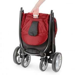 Jois lite trax 4 travel system + carseat