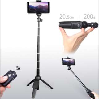 Preorder brand new Yun teng Selfie stick tripod