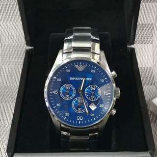 AUTHENTIC armani new design watch with complete inclusions