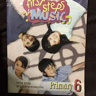 First steps to Music Primary 6