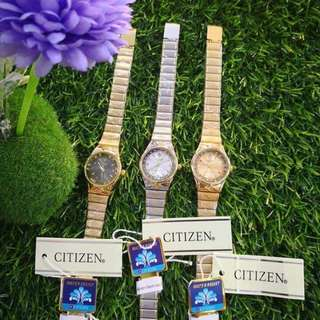 CITIZEN WATCH ⚛️ordinary box only