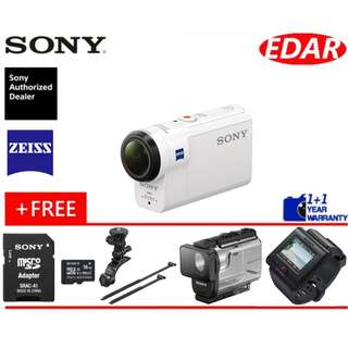SONY HDR-AS300R / AS300R BUY 1 FREE 4 !!! (ORIGINAL & OFFICIAL SONY)