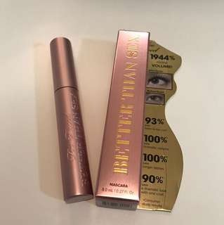 Too faced ( Mascara)