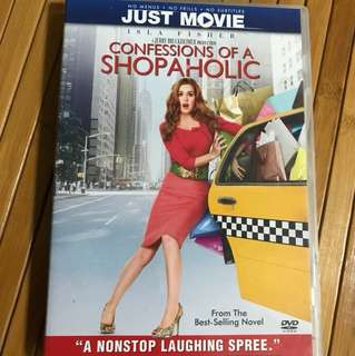 DVD Confessions of A Shopaholic