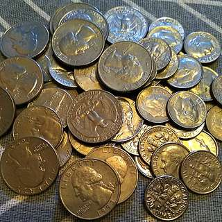 $10 for USA Coins