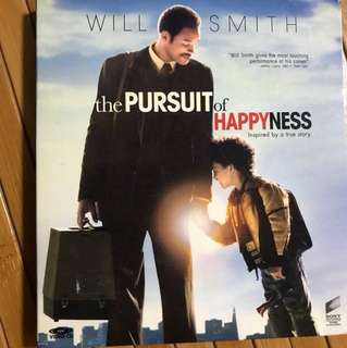 VCD Pursuit of Happiness