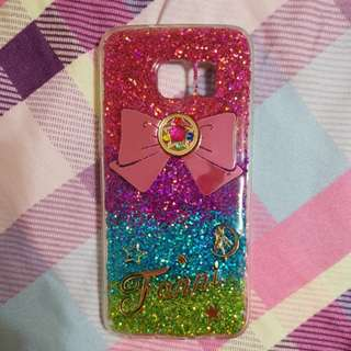 美少女 Samsung S7edge 電話殼