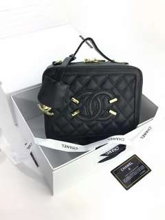 Chanel Box Handbag