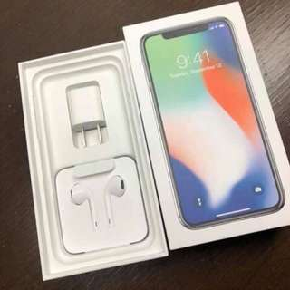 iPhone X 64gb SMARTLOCKED SEALED