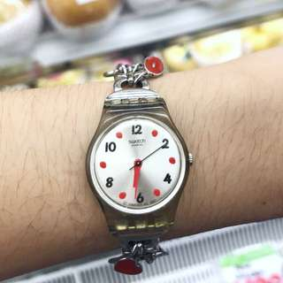swatch girl chain
