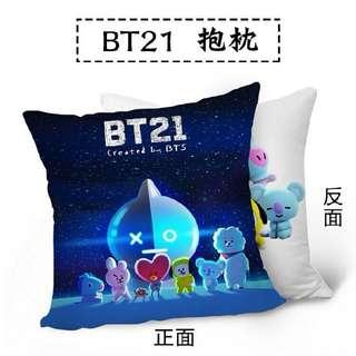 [Pre Order] BT21 Cushion (BTS x LINE)