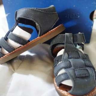 Preloved Hush Puppies sepatu sandal toddler