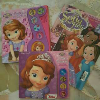 Princess sofia set