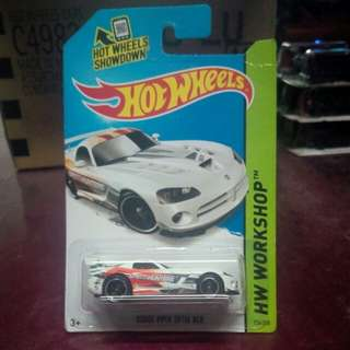 Hotwheels Dodge Viper SRT10 ACR Speedhunter