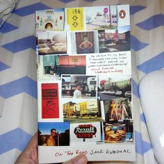 On The Road by Jack Kerouac Penguin Essentials