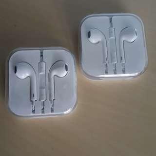 BN earpods x 2