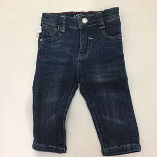 Dkny jeans age 6m girls skinny fit